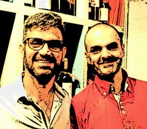 Diego y Xavi