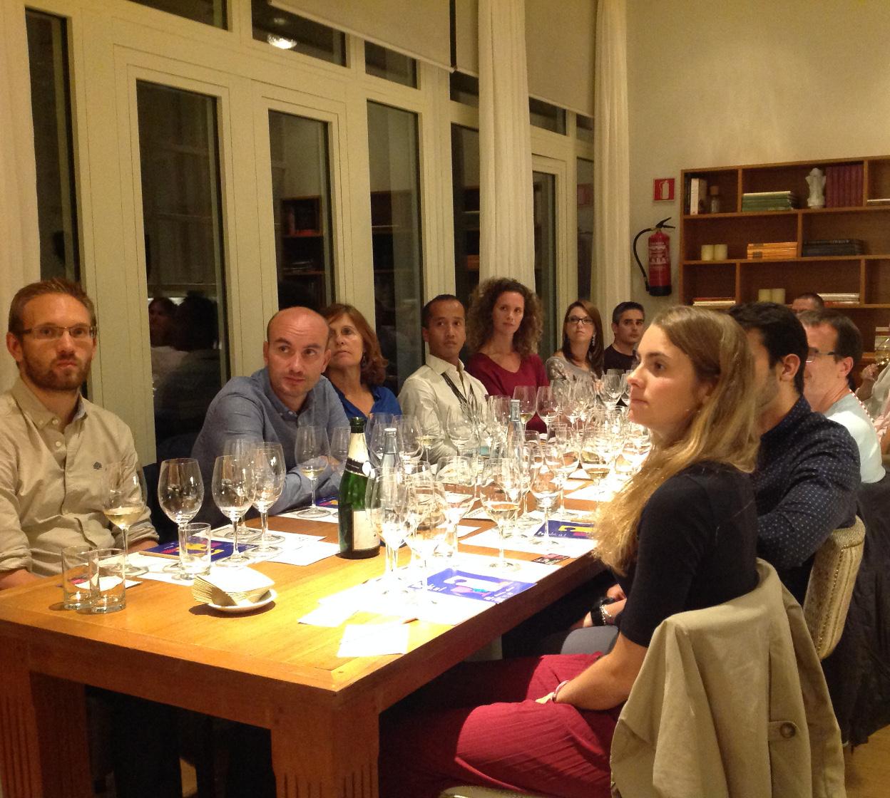 El mundo de la ecología y el vino