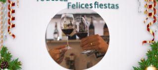 Vinateria Rosaluna te desea felices fiestas