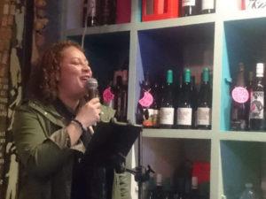 Suave voz brasilera acompañada de vinos